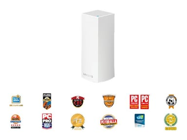 Linksys VELOP Whole Home Mesh Wi-Fi System WHW0301