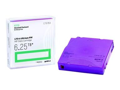 HPE RW Data Cartridge LTO Ultrium 6.25TB 20stuks