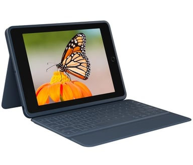 Logitech Rugged Combo 3 for iPad 7/8:e Gen