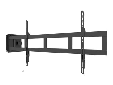 Multibrackets M UNIVERSAL SWING ARM 180 DEGREES XL BLACK#demo
