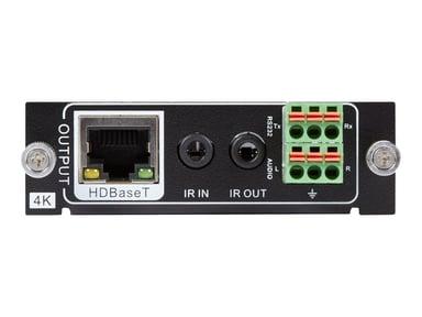 Black Box Output Card For AVS-3200-R2 - 4K Audio HsbaseT