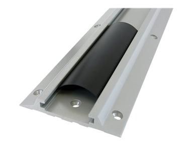 "Ergotron Wall Track Vægskinne 10"" 254x127mm Aluminium"