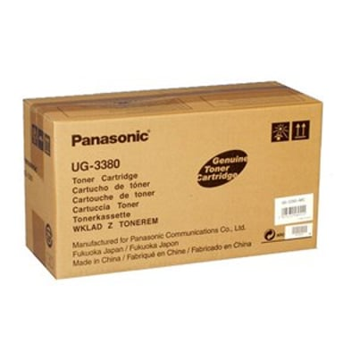 Panasonic Toner + Opc-Unit + Developer - Uf 590/5100/6100