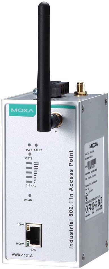 Moxa AWK-1131A Industrielt aksesspunkt