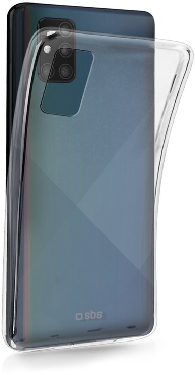 sbs Skinny Cover Samsung Galaxy A72 Transparent
