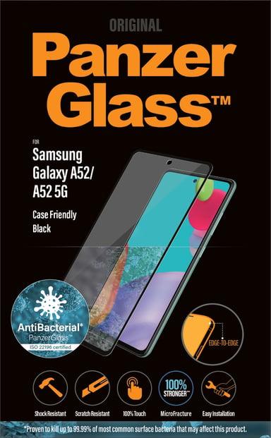 Panzerglass Samsung Galaxy A52/a52 5G/a52s Case Friendly Samsung Galaxy A52