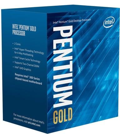 Intel Pentium Gold G-6605 4.3GHz 4m S-1200 10Gen