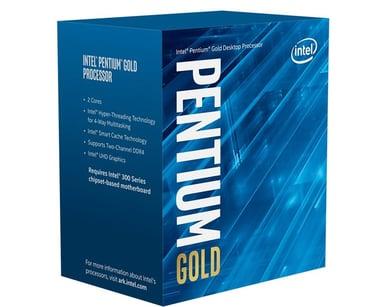 Intel Pentium Gold G-6405 4.1GHz 4m S-1200 10Gen