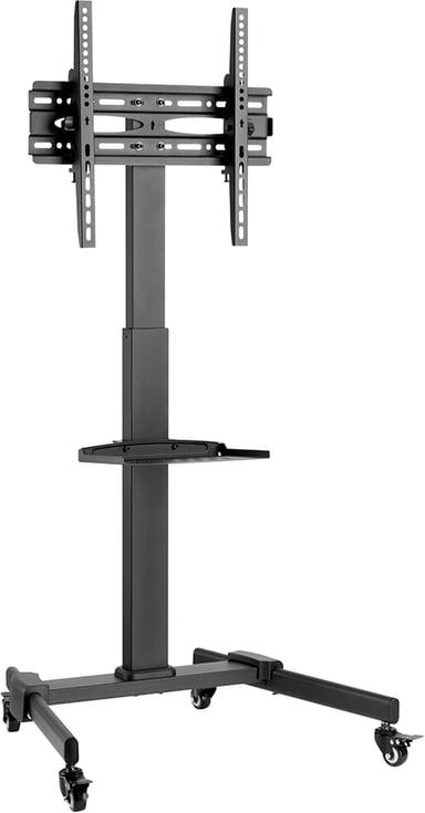 Prokord Premium Fully-Adjustable TV Cart
