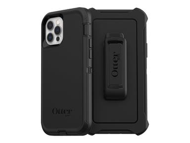 Otterbox Defender Series iPhone 12 iPhone 12 Pro Svart
