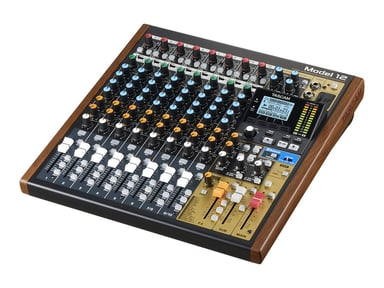 Tascam 10-Ch Analogue Mixer With 16-Track Digital Recorder