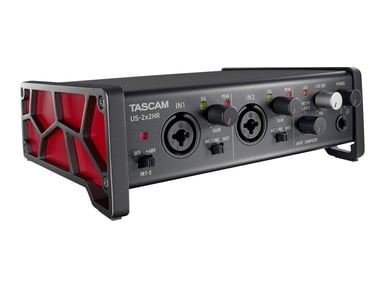 Tascam USB Audio/MIDI Interface - 2 In 2 Out