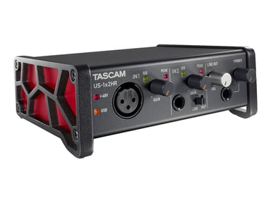 Tascam USB Audio Interface - 1 In 2 Out