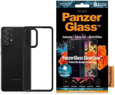 Panzerglass Clearcase Samsung Galaxy A52/a52s Samsung Galaxy A52 Transparant