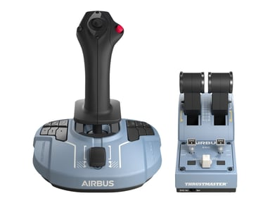 Thrustmaster TCA OFFICER PACK AIRBUS EDITION #demo