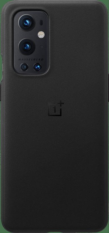 OnePlus Sandstone Bumper Case Sandstone OnePlus 9 Pro Svart
