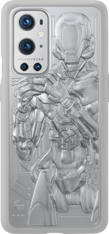 OnePlus Unique Bumper Case Droid OnePlus 9 Pro