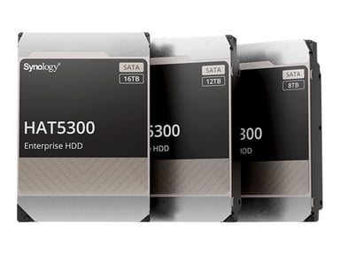 "Synology HAT5300 8TB 3.5"" Serial ATA-600"