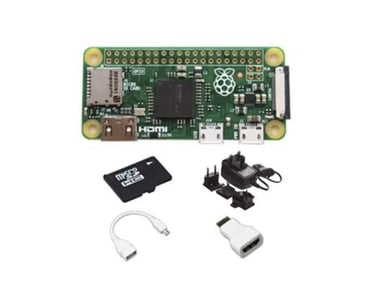 Raspberry Pi CanaKit Raspberry Pi Zero W (Wireless) Starter Kit