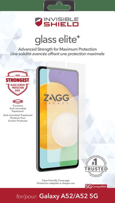 Zagg InvisibleShield Glass Elite+ Samsung Galaxy A52 Samsung Galaxy A52 5G