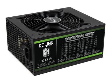 Kolink Continuum 1,200W 80 PLUS Platinum