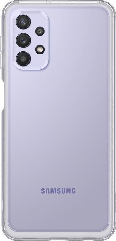 Samsung Soft Clear Cover Samsung Galaxy A32 4G Klar