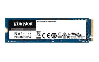 Kingston NV1 500GB M.2 2280 PCI Express 3.0 x4 (NVMe)