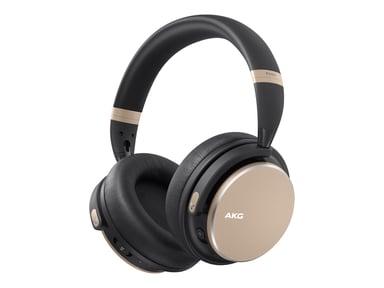 Samsung Y600NC WIRELESS HEADPHONES - BEIGE #demo Kulta Musta