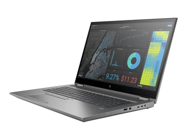 """HP ZBook Fury 17 G7 Mobile Workstation Core i7 32GB 1000GB 17.3"""""""