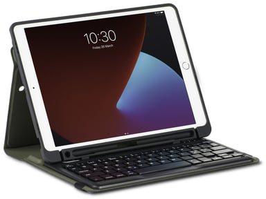 Targus Pro-Tek Education Keyboard Case Nordic iPad 7th gen (2019) iPad 8th gen (2020) iPad 9th gen (2021) Svart