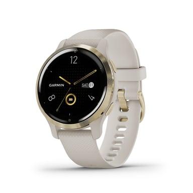 Garmin Venu 2S Smartwatch Beige