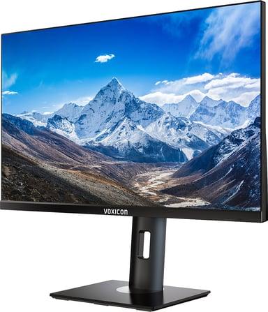 "Voxicon O27WHDP IPS Ergonomic USB-C (65W) 27"" 2560 x 1440 16:9"