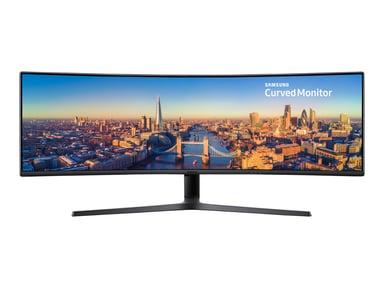 """Samsung LC49J890DKR 49"""" 3840 x 1080 VA 32:9 Curved 49"""" 3840 x 1080 32:9"""