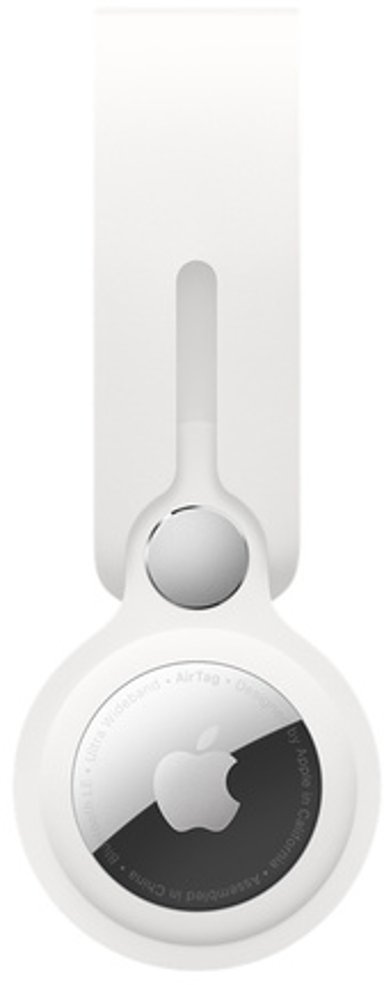 Apple Airtag Loop White