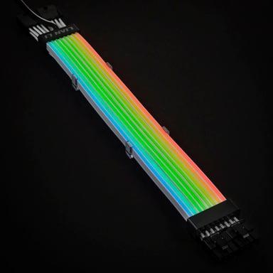 Lian-Li Strimer Plus 8-pin RGB Wit