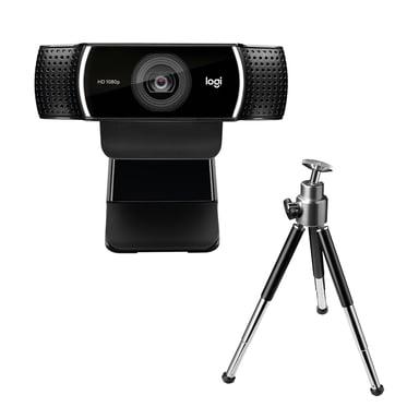 Logitech C922 HD Pro Stream Webbkamera