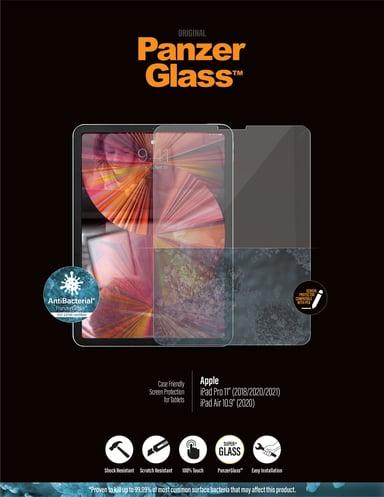 "Panzerglass Edge-to-Edge iPad Air 10.9"" (4th gen) iPad Pro 11"" (1st gen) iPad Pro 11"" (2nd gen) iPad Pro 11"" (3rd gen)"