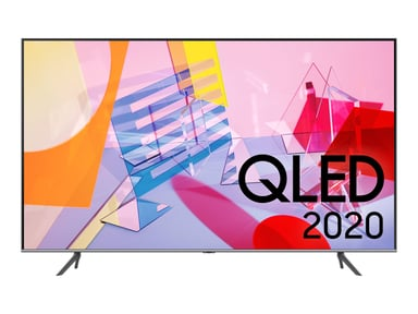 "Samsung QE43Q64TAUXXC 43"" 4K QLED SMART-TV #demo"