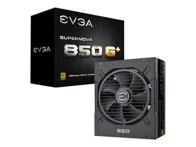 EVGA SUPERNOVA G1+ 850W 80PLUS GOLD MODULAR #demo 850W 80 PLUS Gold