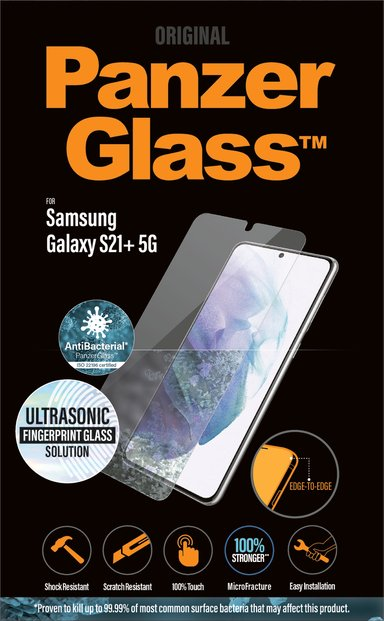 Panzerglass Case Friendly Samsung Galaxy S21+