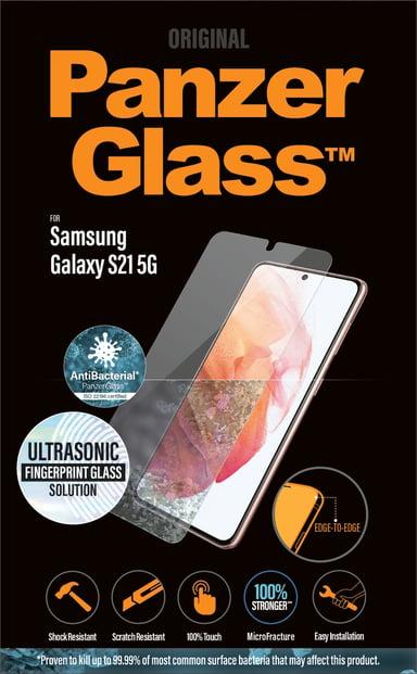 Panzerglass Fingerprint Case Friendly Samsung Galaxy S21