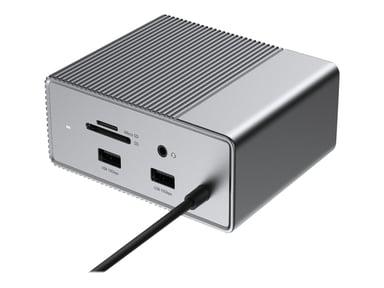 Hyper HYPERDRIVE GEN2 USB-C 12-IN-1 HUB #demo