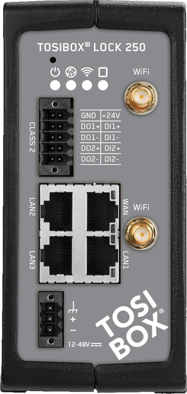 Tosibox Lock 250