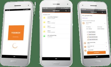 Tosibox Mobile Client, 5 kpl