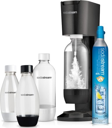 Sodastream Sparkling Water Maker Genesis Black MP