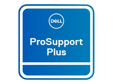 Dell Uppgradera från 1 År Basic Onsite till 3 År ProSupport Plus