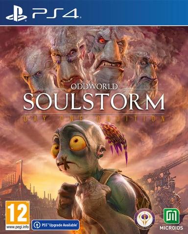 Sony Oddworld: Soulstorm - Ps4