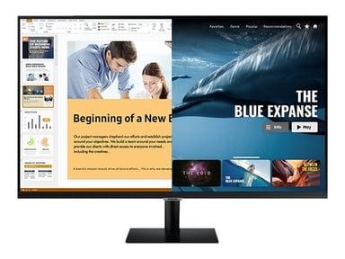 "Samsung S32AM702 Smart Monitor M7 32"" 4K UHD VA 16:9 32"" 3840 x 2160 16:9"