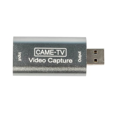 Came-Tv USB Capture Card HDMI 4K to 1080P