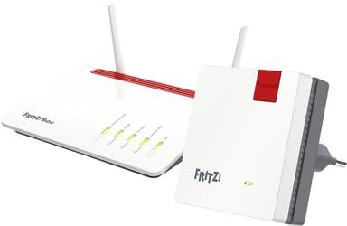 AVM FRITZ!Box 6890 LTE + Repeater 600
